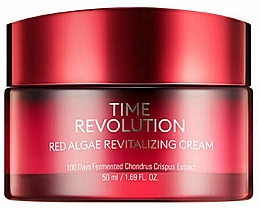 Духи, Парфюмерия, косметика Крем для лица - Missha Time Revolution Red Algae Revitalizing Cream