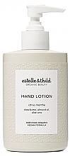 Духи, Парфюмерия, косметика Лосьон для рук - Estelle & Thild Citrus Menthe Hand Lotion