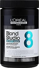 Духи, Парфюмерия, косметика Пудра для осветления - L'Oreal Professionnel Blond Studio MT8 Blonder Inside