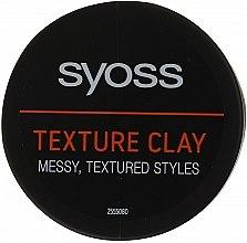 Духи, Парфюмерия, косметика Текстурирующая глина для волос - Syoss Texture Clay