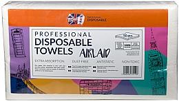 Духи, Парфюмерия, косметика Полотенца одноразовые, 50 шт. - Ronney Professional Disposable Towels Airlaid