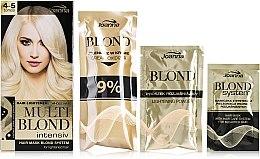 Духи, Парфюмерия, косметика Средство для осветления волос до 5 тонов - Joanna Multi Blond Intensiv