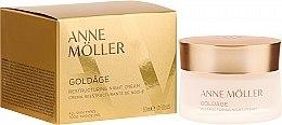 Духи, Парфюмерия, косметика Крем для лица ночной - Anne Moller Goldage Restructuring Night Cream