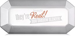 Духи, Парфюмерия, косметика Двойные тени для век - Benefit They`re Real! Duo Shadow Blender