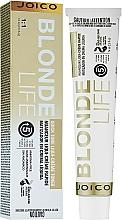 Духи, Парфюмерия, косметика Демиперманентный тонер для волос - Joico Blonde Life Quick Toner