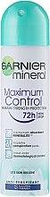 Духи, Парфюмерия, косметика Дезодорант-антиперспирант - Garnier Mineral Максимум Защиты 72 часа