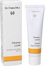 Духи, Парфюмерия, косметика Дневной тональный крем - Dr. Hauschka Tinted Day Cream