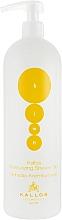 Духи, Парфюмерия, косметика Увлажняющий гель для душа с ароматом мандарина - Kallos Cosmetics KJMN Moisturizing Shower Gel