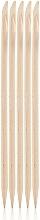 Духи, Парфюмерия, косметика Набор деревянных палочек для маникюра - Essence Studio Nails