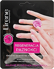Духи, Парфюмерия, косметика Маска для пальцев рук - Lirene Dermo Program