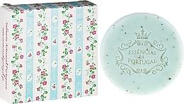Духи, Парфюмерия, косметика Натуральное мыло - Essencias De Portugal Blue Chita Violet Soap