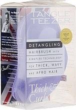 Духи, Парфюмерия, косметика Расческа для густых и вьющихся волос, сиреневая - Tangle Teezer Detangling Thick & Curly Lilac Fondant