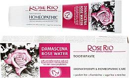 Духи, Парфюмерия, косметика Гомеопатическа зубная паста - Rose Rio Toothpast