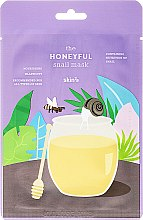 Духи, Парфюмерия, косметика Маска для лица - Skin79 The Honeyful Snail Mask