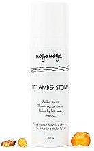 Духи, Парфюмерия, косметика Увлажняющий BB крем - Uoga Uoga 100 Amber Stones Medium Light Skin BB Cream