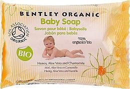 Духи, Парфюмерия, косметика Детское мыло - Bentley Organic Baby Soap