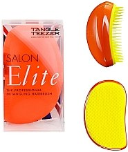 Щетка для волос - Tangle Teezer Salon Elite Orange Blush — фото N4
