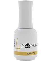 Духи, Парфюмерия, косметика Топ для гель-лака - Elisium Diamond Liquid 4 Top Coat
