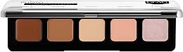 Духи, Парфюмерия, косметика Палитра кремовых консилеров - Hean Photo Contouring Cream Concealer Palette