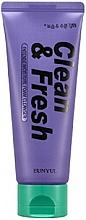 Духи, Парфюмерия, косметика Увлажняющая и очищающая пенка - Eunyul Clean & Fresh Intense Moisture Foam Cleanser