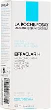 Духи, Парфюмерия, косметика Увлажняющий крем для восстановления жирной проблемной кожи - La Roche-Posay Effaclar H Multi-Compensating Soothing Moisturizer Long Lasting Comfort