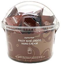 "Духи, Парфюмерия, косметика Крем для рук ""Шоколад"" - Ayoume Enjoy Mini Choco Hand Cream"
