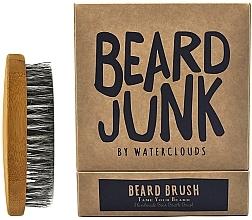 Духи, Парфюмерия, косметика Щетка для бороды - Waterclouds Beard Junk Beard Boar Bristle Brush