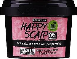Духи, Парфюмерия, косметика Очищающий скраб для кожи головы - Beauty Jar Happy Skalp Deep Cleansing Scalp Scrub
