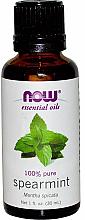 Духи, Парфюмерия, косметика Эфирное масло мята кудрявая - Now Foods Essential Oils 100% Pure Spearmint