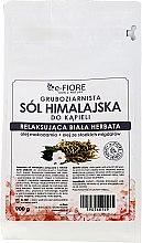 """Духи, Парфюмерия, косметика Гималайская соль для ванны """"Белый чай"""" - E-Fiore White Tea Himalayan Salt"""