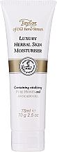 Увлажняющий крем для лица и тела - Taylor of Old Bond Street Herbal Skin Moisturiser — фото N1