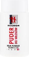 Духи, Парфюмерия, косметика Пудра для объема волос - Hegron Hair Powder Volume&Lift
