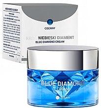 Духи, Парфюмерия, косметика Крем для лица - Colway Blue Diamond Cream