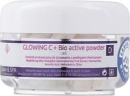 Духи, Парфюмерия, косметика Биоактивная пудра для обесцвечивания лица - Charmine Rose Glowing C+ Bio Active Powder