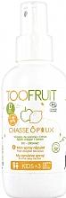 Духи, Парфюмерия, косметика Детский спрей для волос от вшей - Toofruit Lice Hunt Vinegar