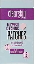 Духи, Парфюмерия, косметика Патчи для очистки кожи от пятен - Avon Clearskin Blemish Clearing Patches