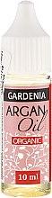 """Духи, Парфюмерия, косметика Аргановое масло """"Гардения"""" - Drop of Essence Argan Oil Gardenia"""