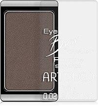 Духи, Парфюмерия, косметика Пудра для бровей - Artdeco Eye brow Powder