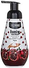 "Духи, Парфюмерия, косметика Пенка для мытья рук ""Гранат"" - Aksan Deep Fresh Foaming Hand Wash Pomegranate"