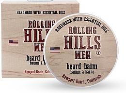 Духи, Парфюмерия, косметика Бальзам для бороды - Rolling Hills Men Beard Balm