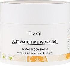 Духи, Парфюмерия, косметика Бальзам для тела - Tizmi Total Body Balm Orange Blossom & Ginger