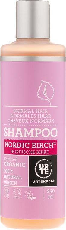 """Шампунь """"Северная береза"""" для нормальных волос - Urtekram Nordic Birch Shampoo Normal Hair — фото N1"""