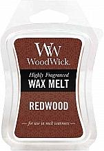 Духи, Парфюмерия, косметика Ароматический воск - WoodWick Wax Melt Redwood