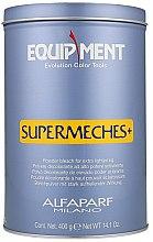 Духи, Парфюмерия, косметика Порошок для осветления волос - Alfaparf Equipment Supermeches Extra Lightening Bleach Powder