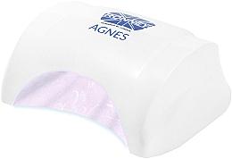 Лампа для ногтей LED, белая - Ronney Profesional Agnes LED 48W (GY-LED-032) — фото N2
