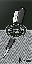 Духи, Парфюмерия, косметика Опасная бритва + 5 шт. запасные бритвенные лезвия - Wilkinson Sword Vintage Edition Cut Throat