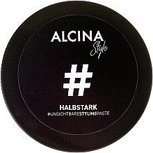 Духи, Парфюмерия, косметика Паста для волос средней фиксации - Alcina Style Halbstark