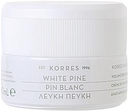 Духи, Парфюмерия, косметика Ночной крем для коррекции глубоких морщин - Korres White Pine