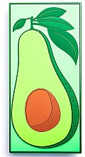 Духи, Парфюмерия, косметика Палетка теней для век - Makeup Revolution I Heart Revolution Tasty Palette Avocado