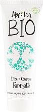 Духи, Парфюмерия, косметика Крем для тела от целюлита - Marilou Bio Elixir Body Firmness